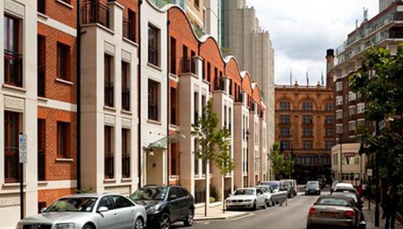 Украинские толстосумы скупают элитную недвижимость в Лондоне