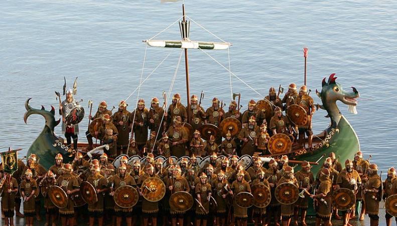 Ученые: около миллиона британцев являются прямыми потомками викингов