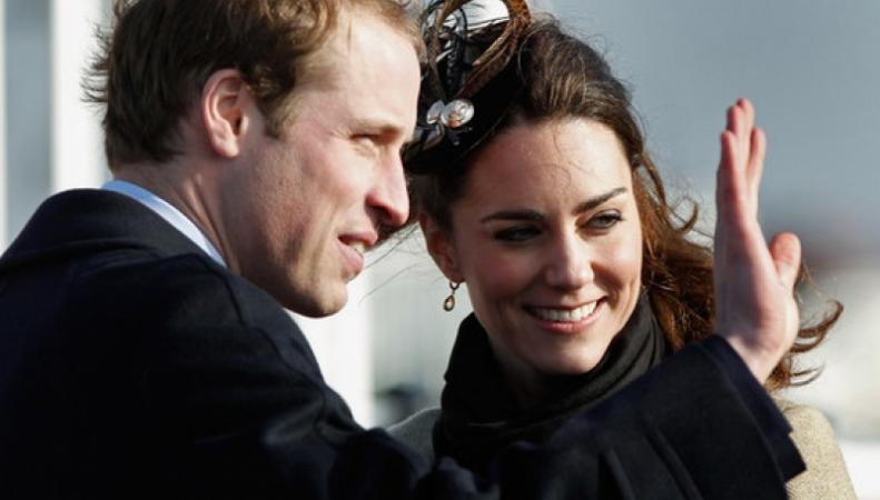 Принц Уильям развеял слухи о беременности Кейт