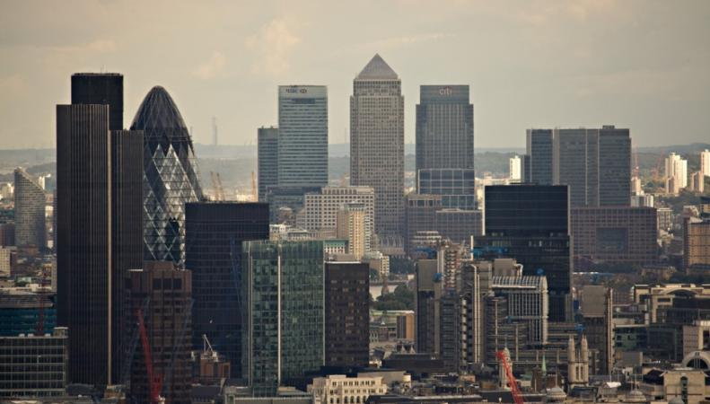 Лондон уступил Нью-Йорку статус крупнейшего финансового центра