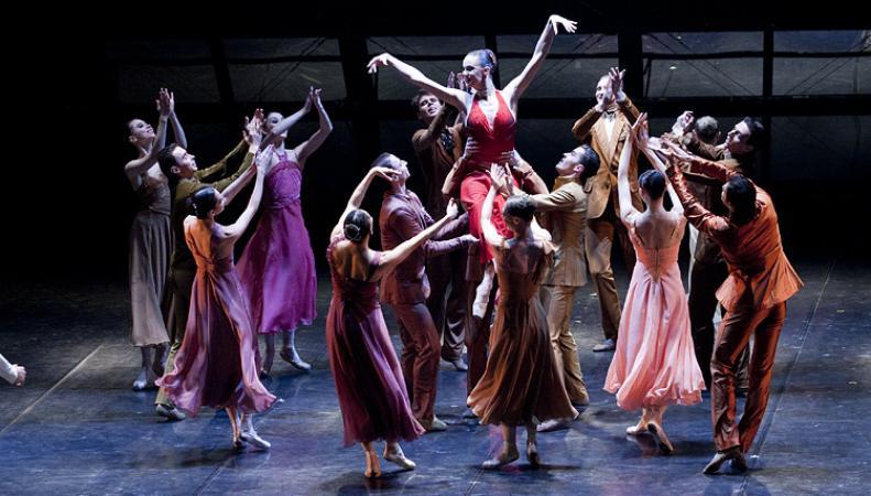 "Театр Эйфмана представит в Лондоне балеты ""Роден"" и ""Анна Каренина"""