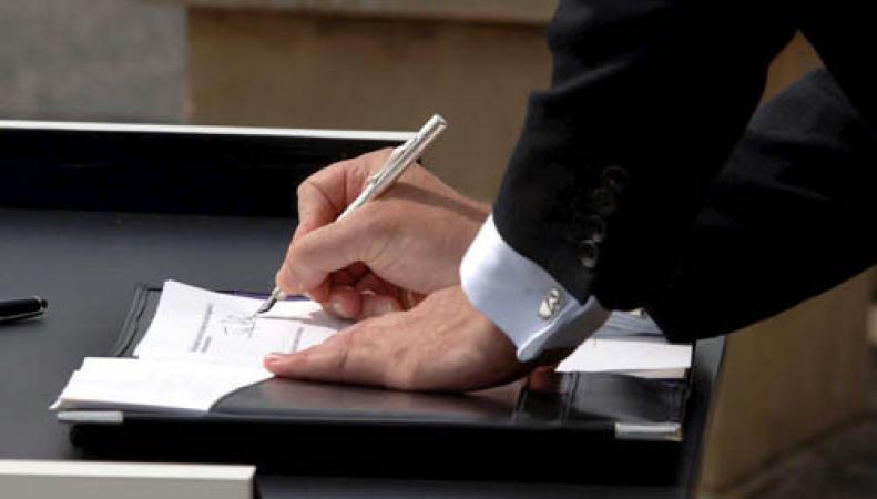 Торгово-промышленные палаты Узбекистана и Великобритании подписали Соглашение о сотрудничестве