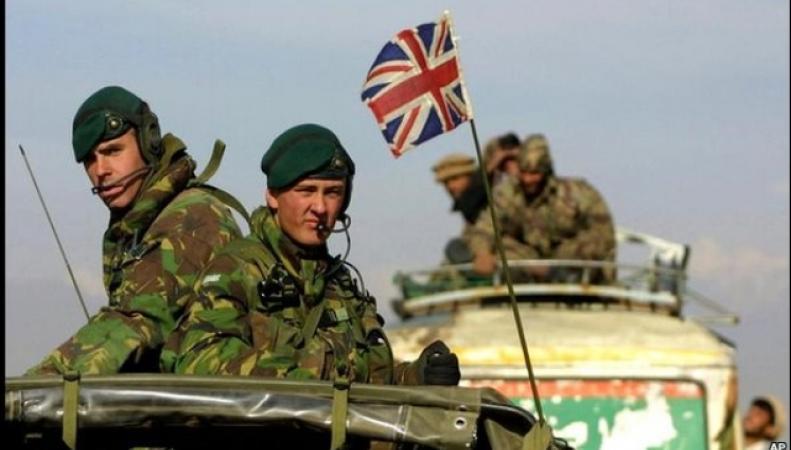 Великобритания примет участие в военных учениях на западе Украины