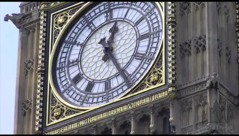Парламент Британии собирается оснастить Биг Бен солнечными панелями
