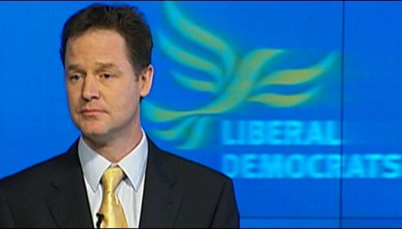 либеральные демократы Великобритании