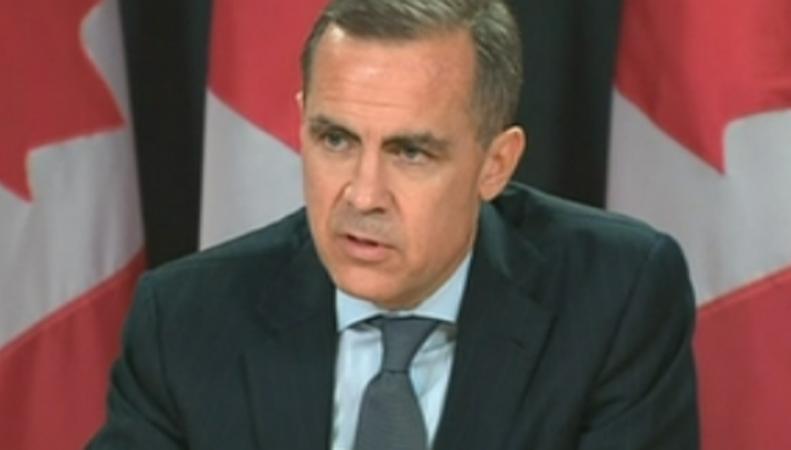 Карни: Банк Англии не станет рисковать восстановлением экономики