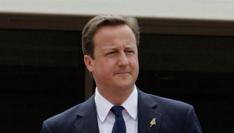 Кэмерон: Британия поможет Украине бороться с коррупцией