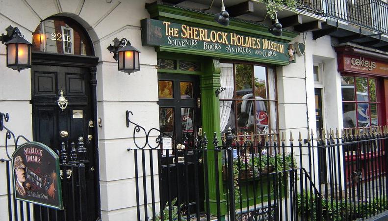 В Великобритании будут открыт парк Шерлока Холмса