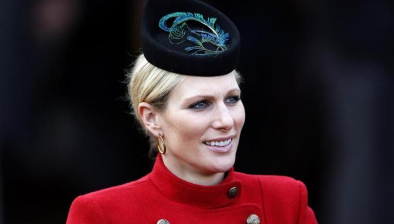 Внучка Елизаветы II продала первое фото дочери за $250 тысяч