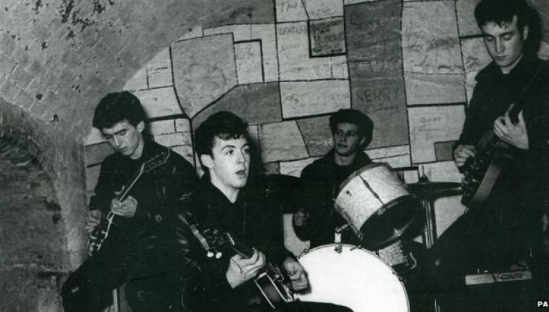 The Beatles в Cavern Club