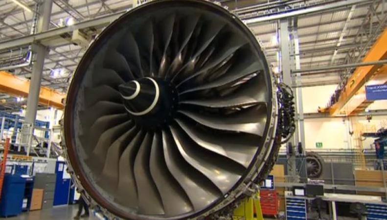 Завод Rolls-Royce в Ист-Мидлендс