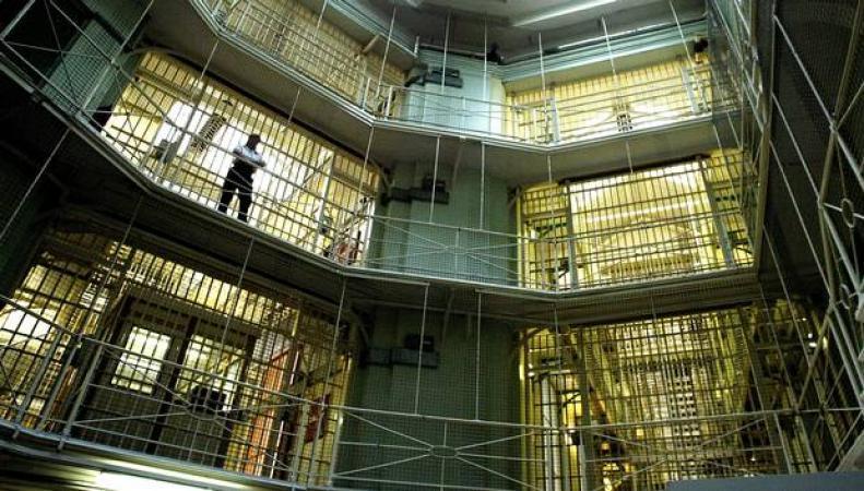 британские тюрьмы