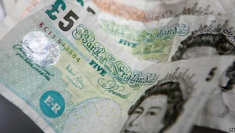 Уровень зарплат в Великобритании