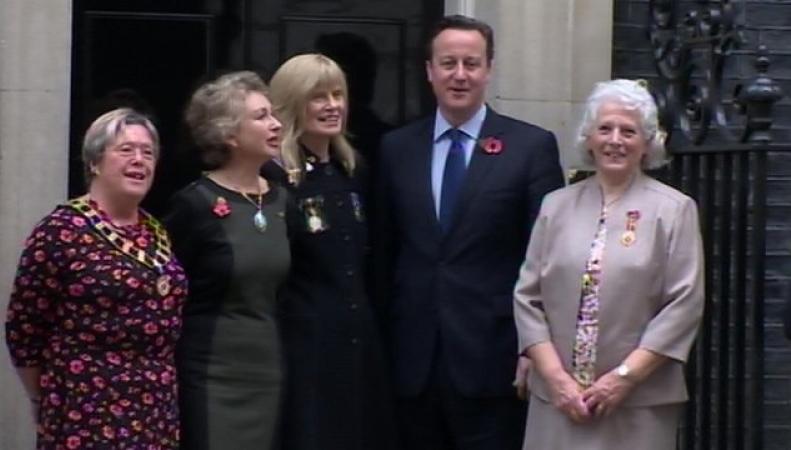 военные пенсии в Великобритании