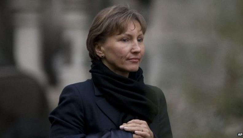 Вдова Александра Литвиненко Марина
