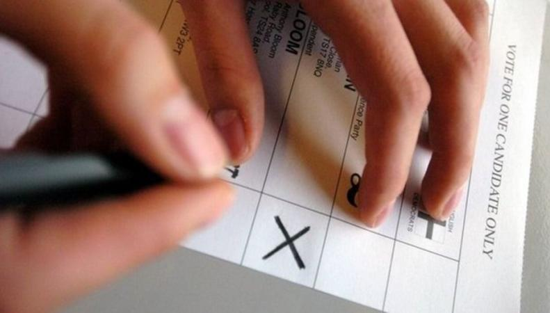 Избирательный бюллетень