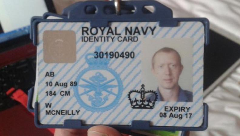 Удостоверение подводника