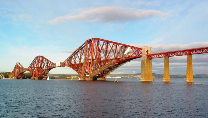 Мост Форт-Бридж