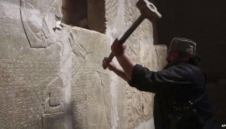 доисламские культурные реликвии