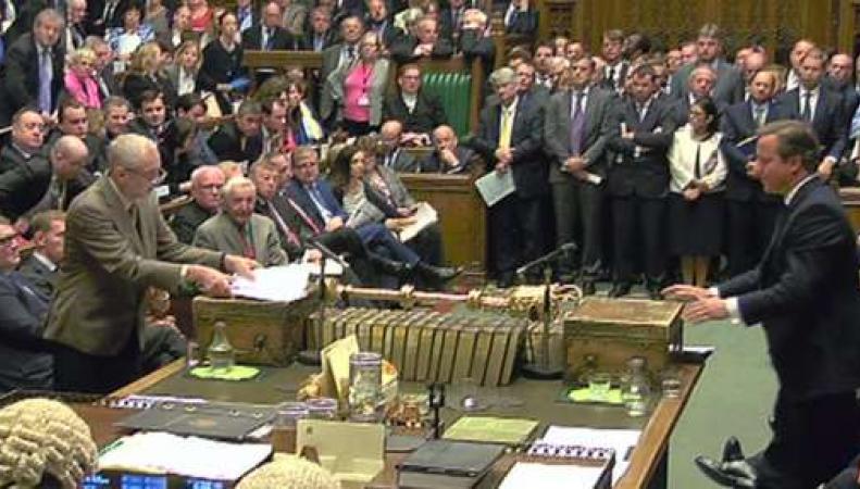 Час вопросов премьер-министру