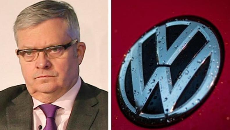 Пол Уиллис, представитель VW в Великобритании