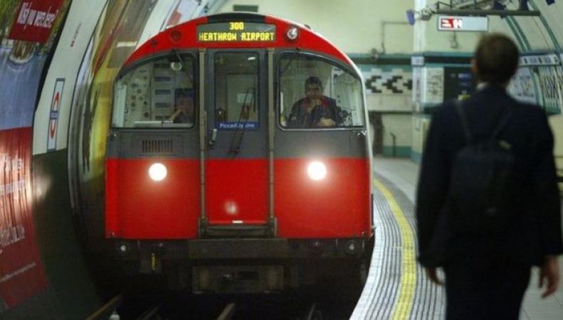 линия метро Piccadilly