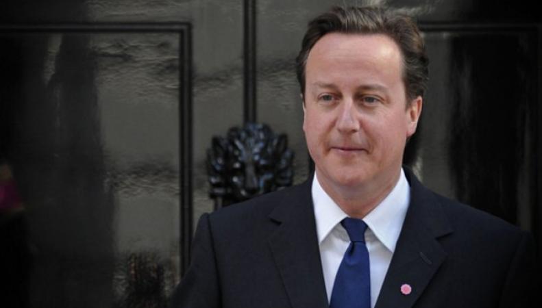 Кэмерон призвал Израиль и Палестину реализовать принцип «два государства для двух народов»