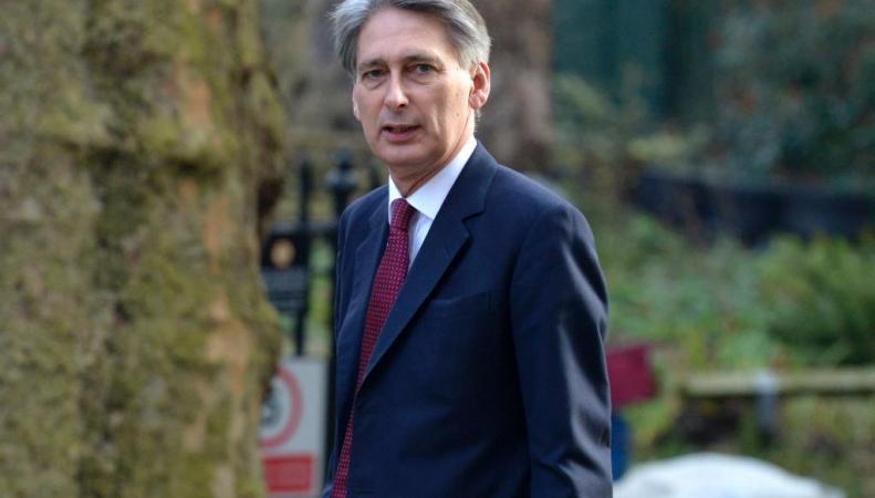 Филипп Хэммод, глава Министерства Обороны Великобритании