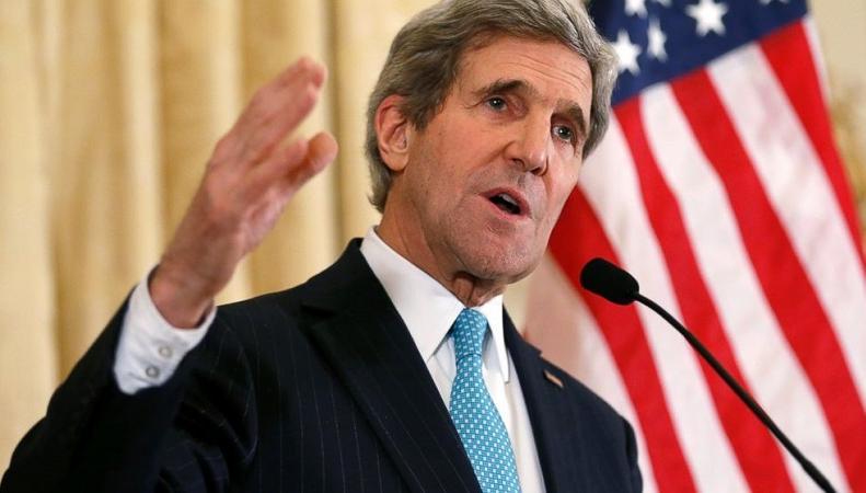 Керри рассказал как закончится украинский кризис