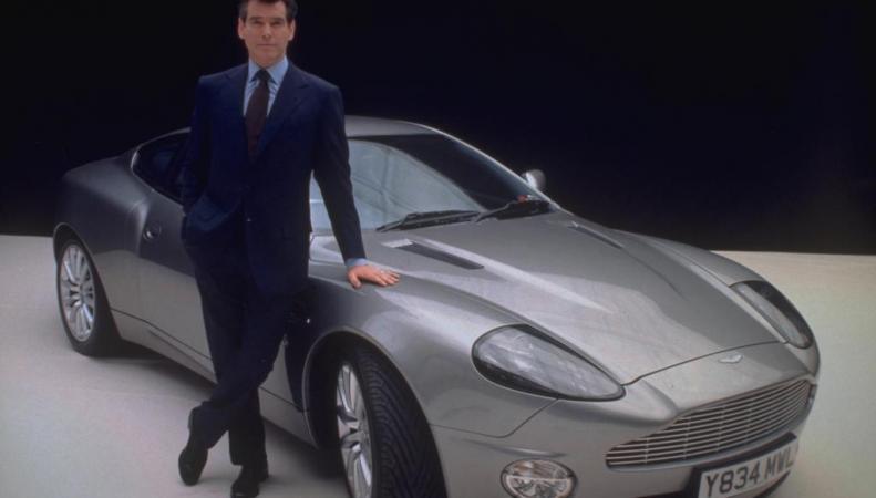 Автомобили Джеймса Бонда