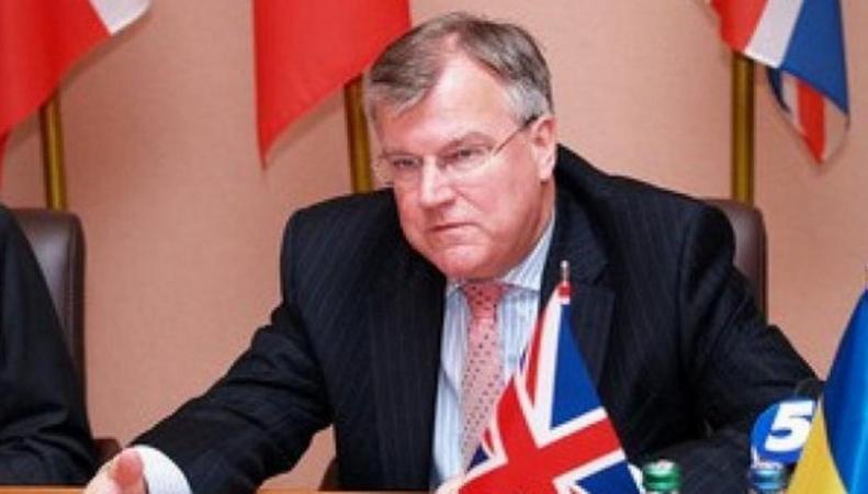 Саймон Смит, посол Великобритании в Украине