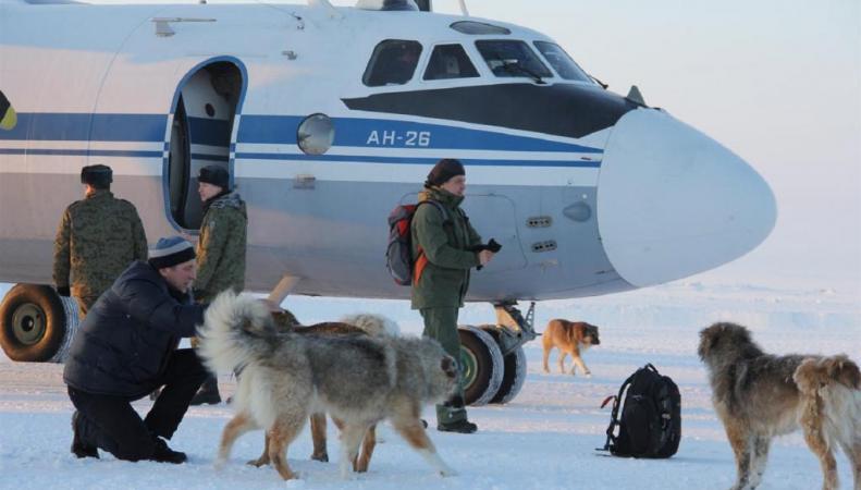 Освоение Арктики
