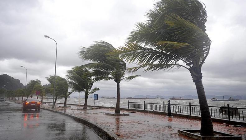 Япония: На юге страны объявлена эвакуация в связи с тайфуном