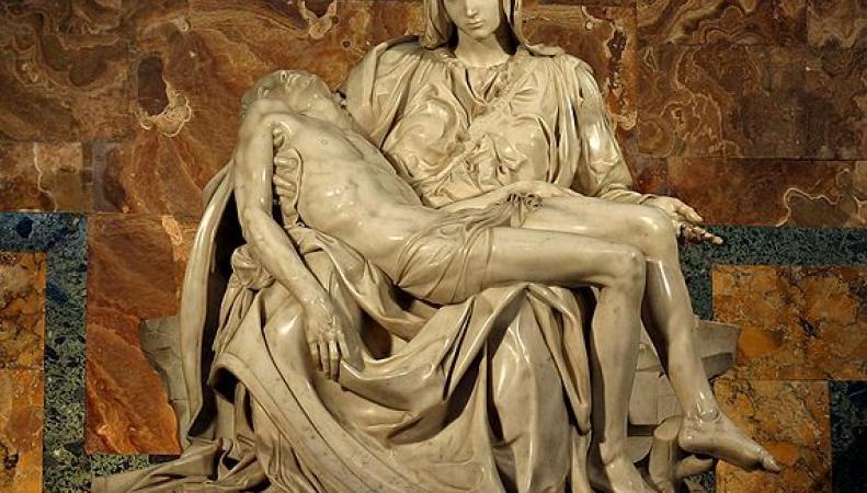 Ученые из Кембриджа обнаружили единственные сохранившиеся бронзовые скульптуры Микеланджело