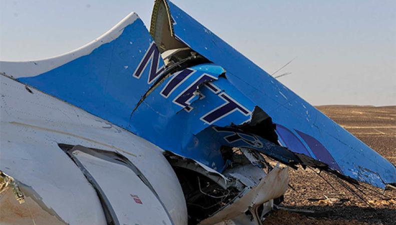 Великобритания объяснила, почему за крушением А321 может стоять ИГИЛ