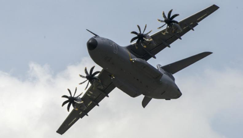 Военно-грузовой самолет A400M