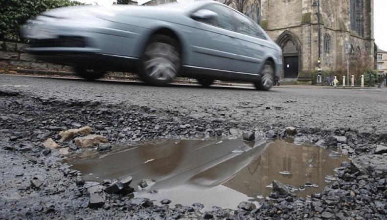 качество дорог в Англии