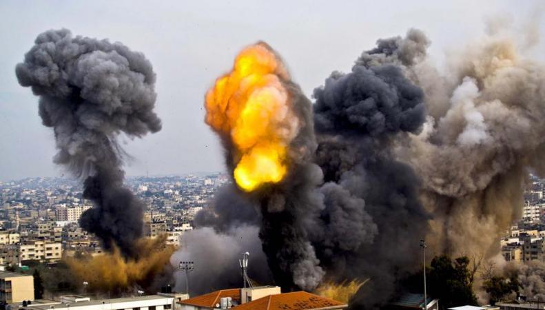 Евросоюз призывает срочно прекратить огонь в Палестине и Израиле