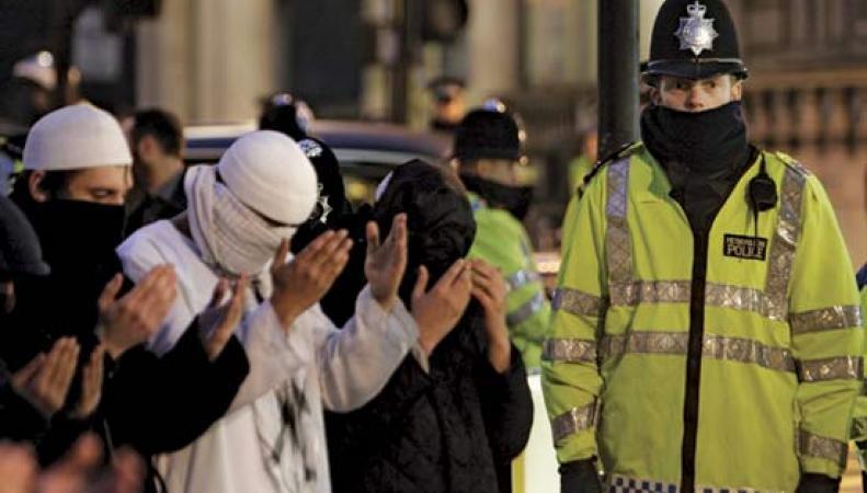 Мусульмане в Лондоне
