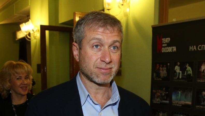 Миллиардер Роман Абрамович