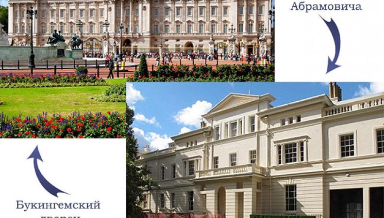 Дом Абрамовича попал в десятку самых дорогих жилых домов мира