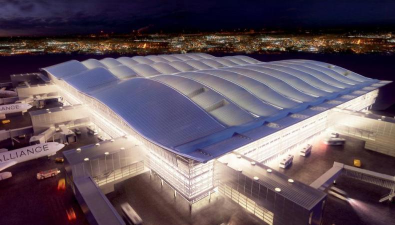 Елизавета II откроет в июне второй терминал в аэропорте «Хитроу»