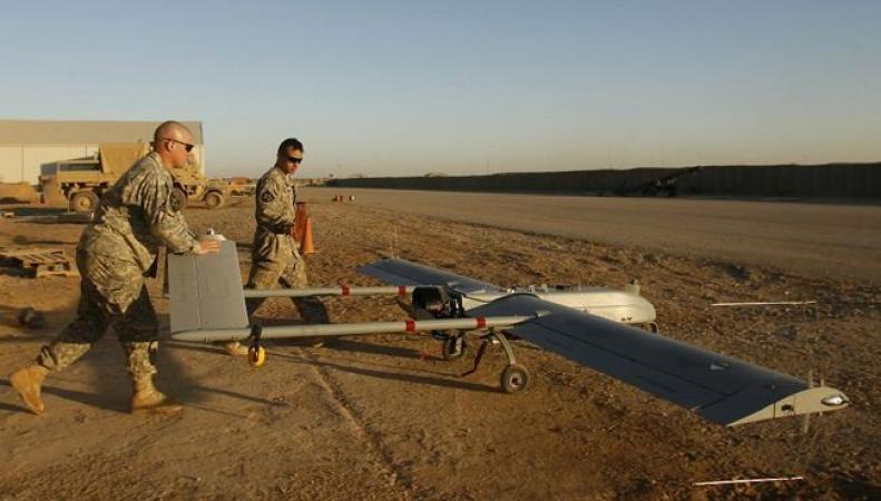 США обнародуют материалы о применении беспилотников по устранению американцев