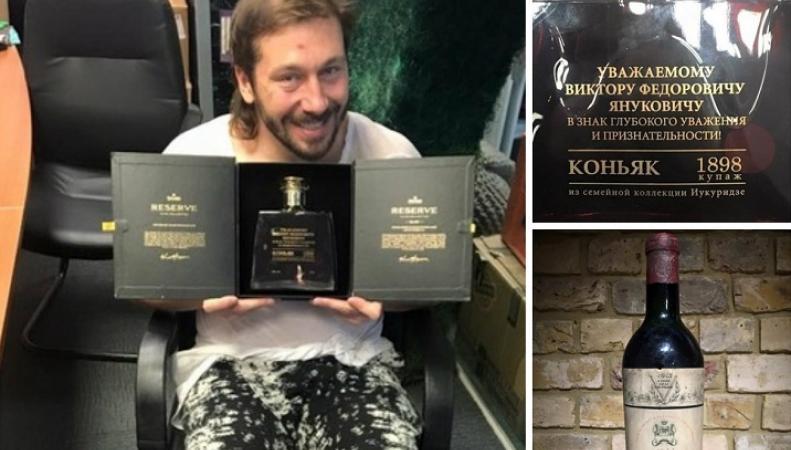 Чичваркин выставит на продажу в Лондоне элитный алкоголь