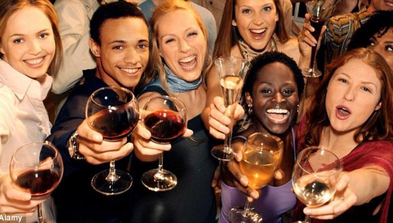 потребление алкоголя в Великобритании