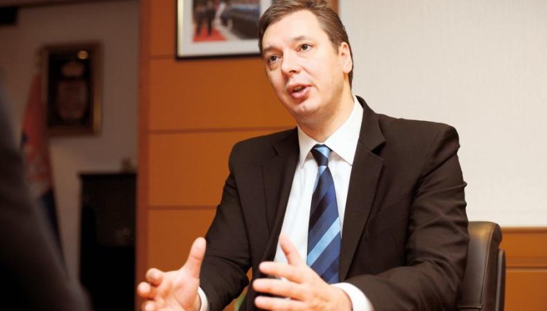 Премьер Сербии: мы против санкций в отношении России