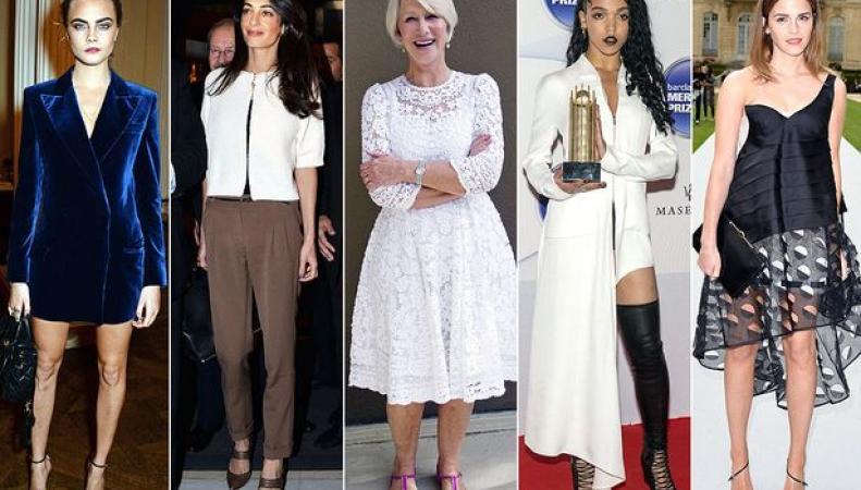 самые стильные женщины Великобритании