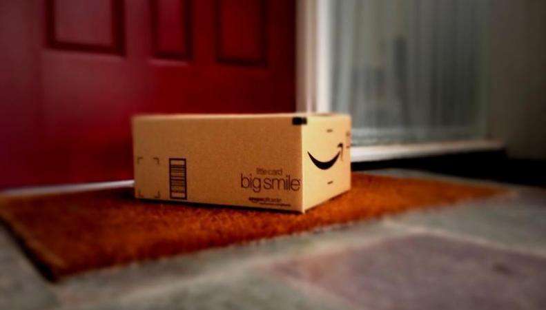 посылка Amazon