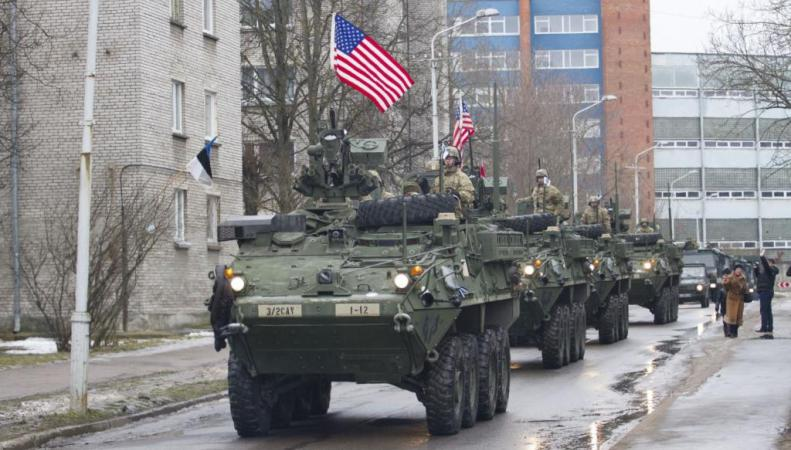 Американская боевая техника