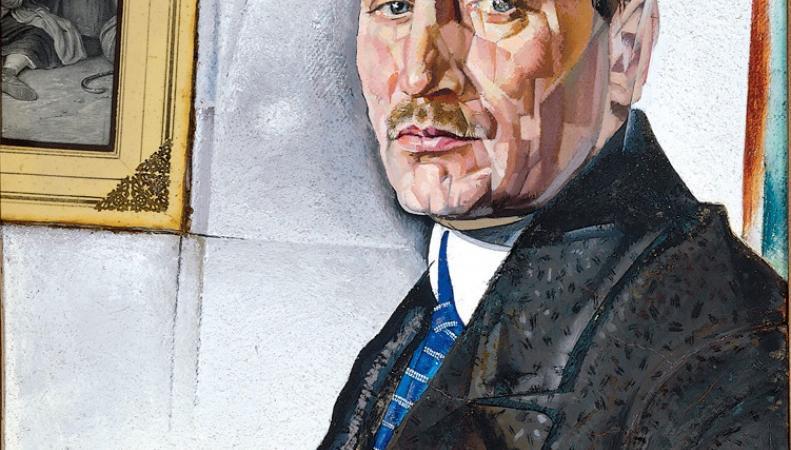 Портрет Александра Тихонова